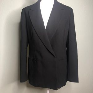 3.1 Philip Lim side zip and loop close blazer